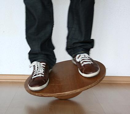 Gleichgewichtsfähigkeit